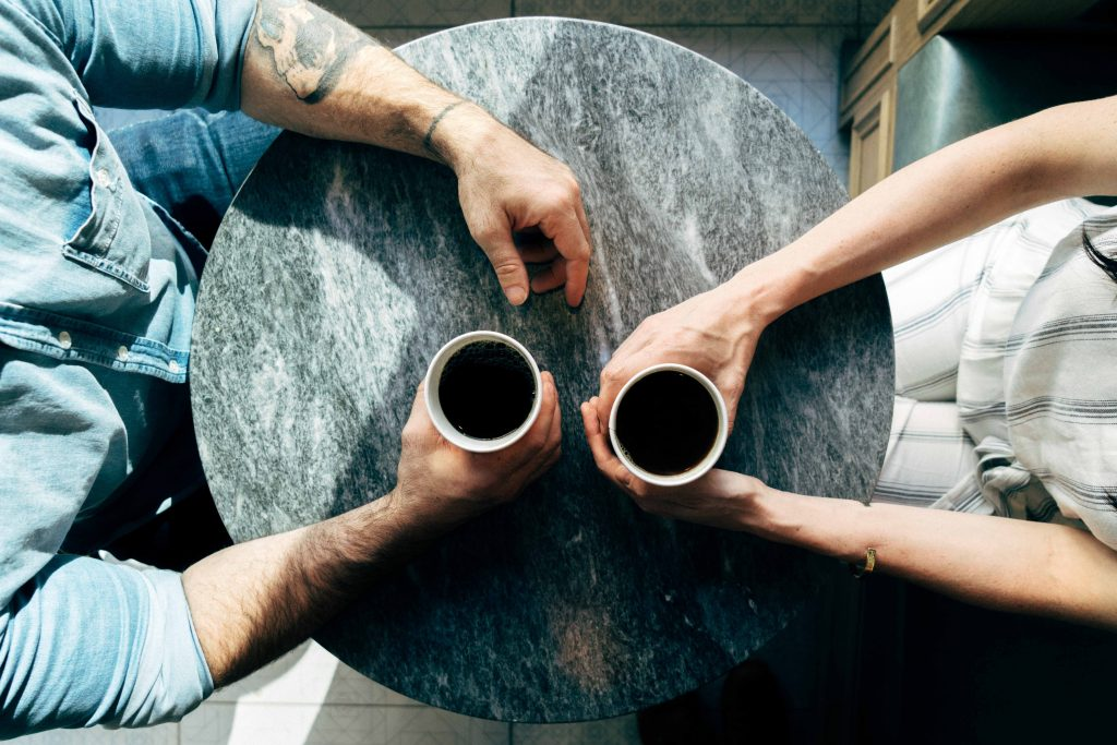 """Sit with your spouse or a close friend and tell some of your own """"remember when"""" stories. Ask yourselves the same question: Are you any happier now than you were then?"""