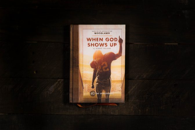 When God Shows Up Woodlawn Devotional Book