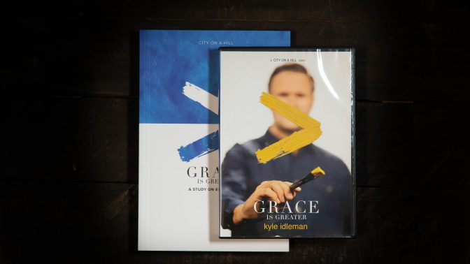 Grace is Greater Personal Study Kit
