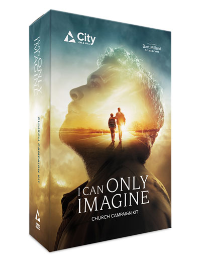 I Can Only Imagine Church Campaign Kit By City On a Hill Studio