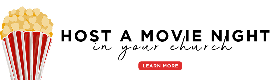 Host a movie event at your church