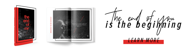 Small Banner for The End of Me Journal by Kyle Idleman and City on a Hill Studio