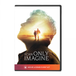 I Can Only Imagine Movie License by City On a Hill Studio