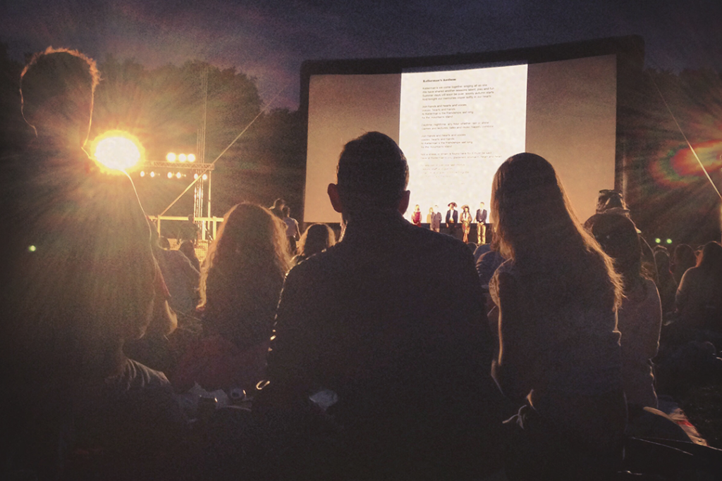 Beginner's Guide to Hosting a Movie Event at Your Church by City On a Hill Studio