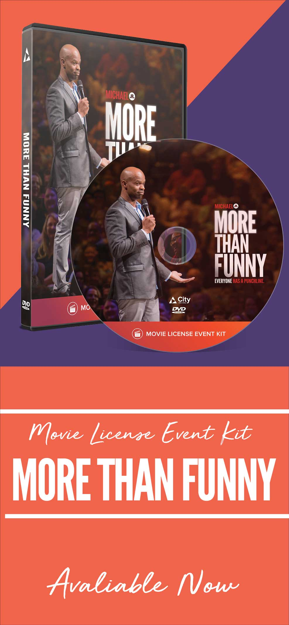 More Than Funny Movie License Kit Now Available