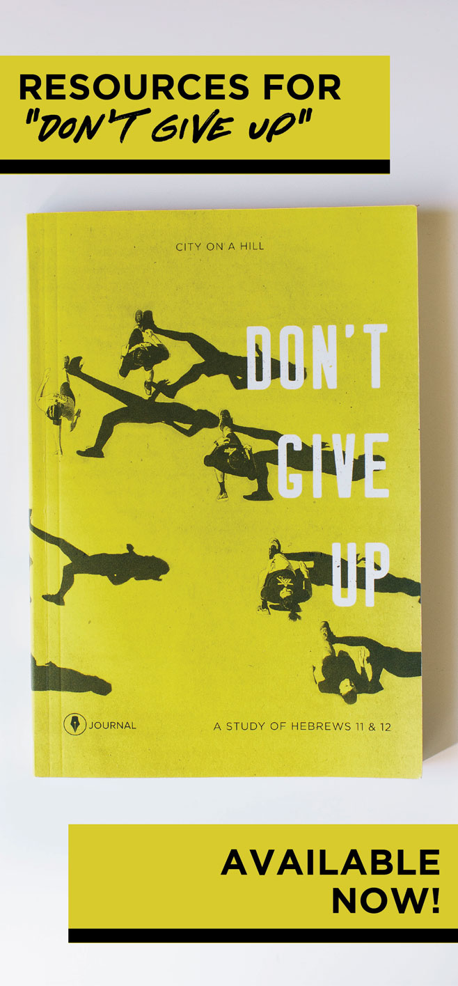 Don't Give Up Ad